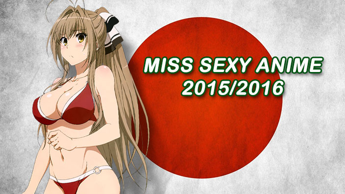Miss Sexy Anime 2015-2016: Turno 1 Gruppo D