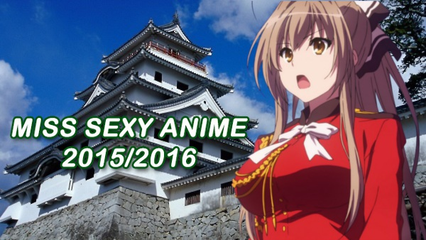 Miss Sexy Anime 2015-2016: Turno 2 Girone A