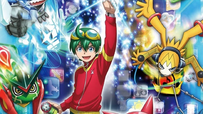 Digimon Universe Appli Monsters: trailer e cantanti della nuova serie