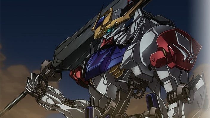 Gundam: Iron-Blooded Orphans: la II parte si svela in un trailer