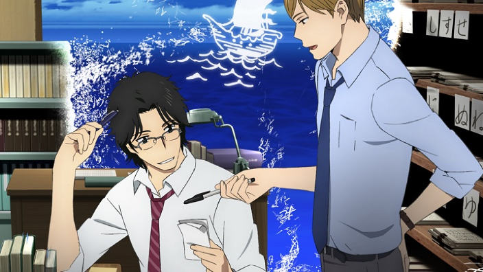 Fune wo Amu full trailer: l'anime di noitaminA, dal film candidato all'Oscar