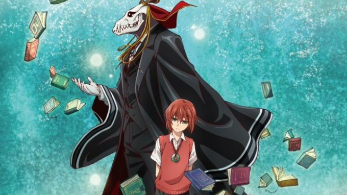 The Ancient Magus' Bride: Those Awaiting a Star Part 1 disponbile in streaming sub ita su Crunchyroll