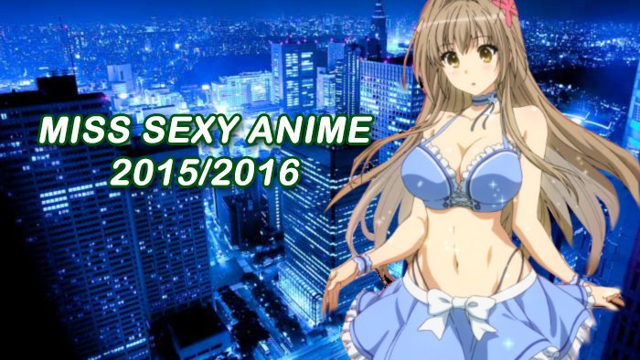 Miss Sexy Anime 2015-2016: Turno 3 Blocco C