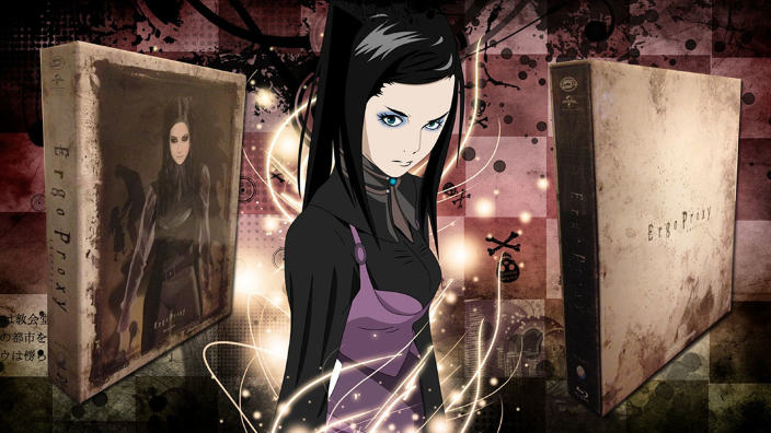 Ergo Proxy: unboxing del cofanetto Blu-ray in edizione limitata by Dynit