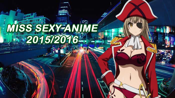 Miss Sexy Anime 2015-2016: Turno 3 Blocco G