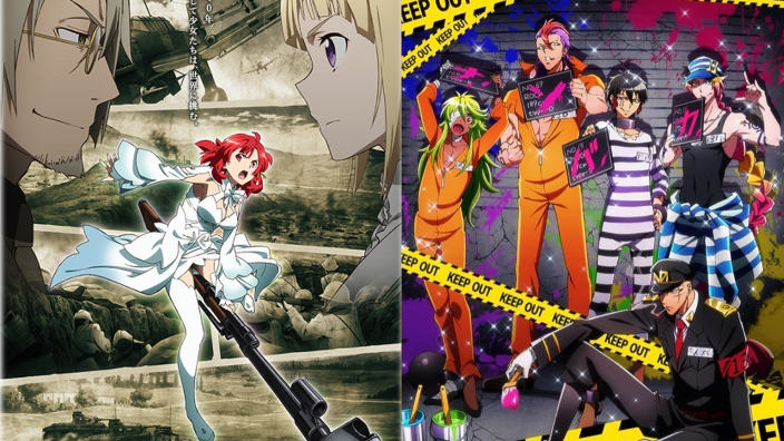 Izetta The Last Witch e Nanbaka in simulcast su Crunchyroll