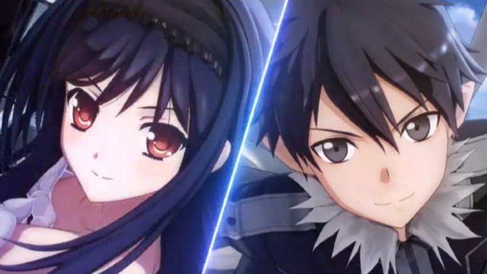 Annunciato Accel World Vs. Sword Art Online: Millennium Twilight