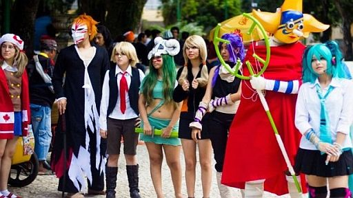 Lucca 2016: Parate e Cosplay