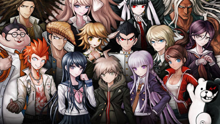 I primi due Danganronpa tornano su PS4
