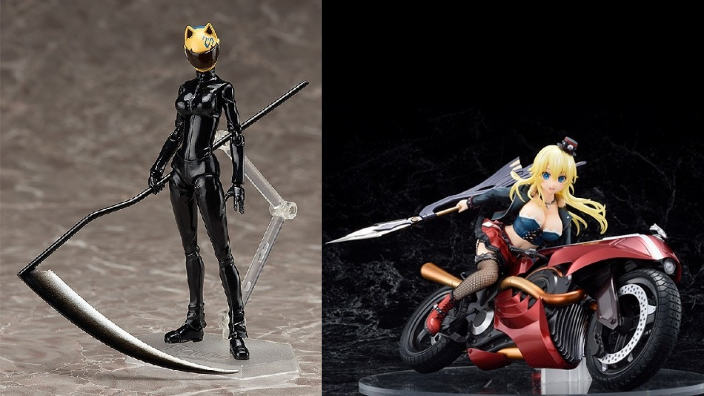 Action Figures: i preordini di settembre di Freeing, Amakuni e X-Plus