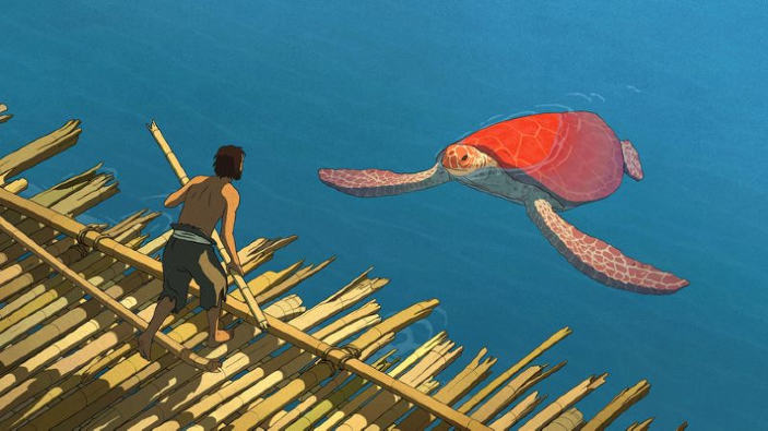 The Red Turtle arriva in anteprima a Lucca Comics & Games 2016