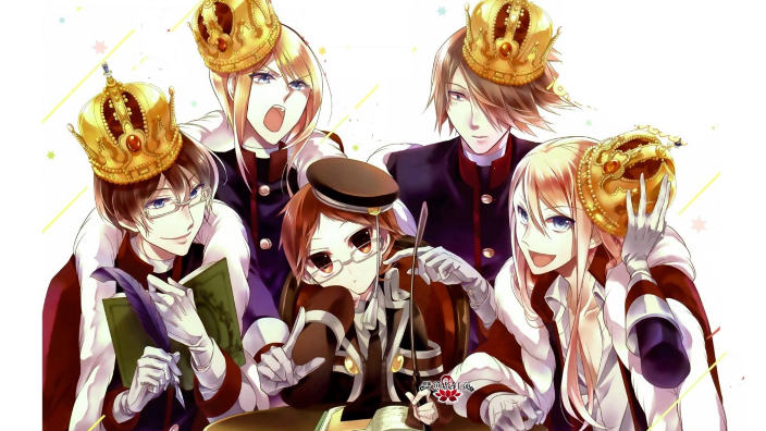 The Royal Tutor: in anime, un piccolo grande uomo per istruire 4 principi viziati