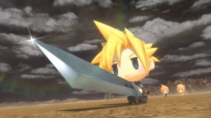 <b>World of Final Fantasy</b> - Recensione PlayStation 4