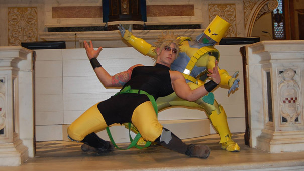 Le Bizzarre Avventure di JoJo Day-Act 3 a Lucca Comics & Games 2016: reportage