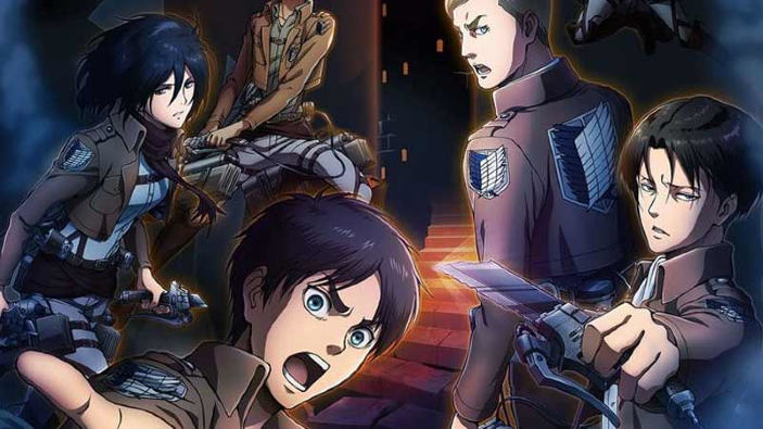 Attack on Titan: Escape from Certain Death in un primo trailer
