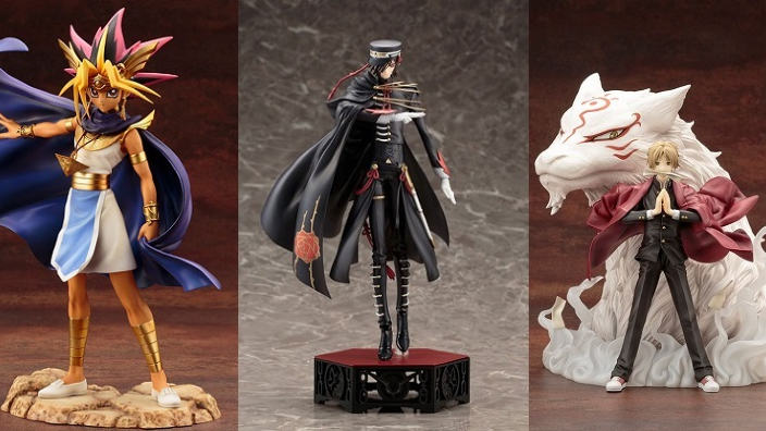 Action Figures: i preordini di ottobre di ALTER, Kotobukiya, Max Factory e FREEing