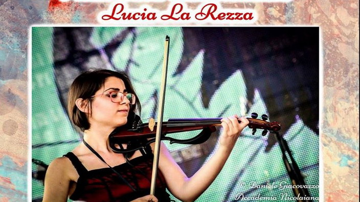 Pokémon violin medley: il primo video ufficiale di Lucia La Rezza