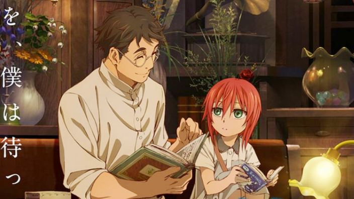 The Ancient Magus Bride 2 full trailer: aspettavo una stella come te!