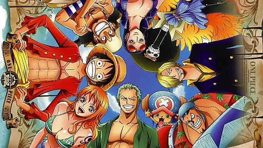 One Piece per il nono anno in testa nelle classifiche giapponesi