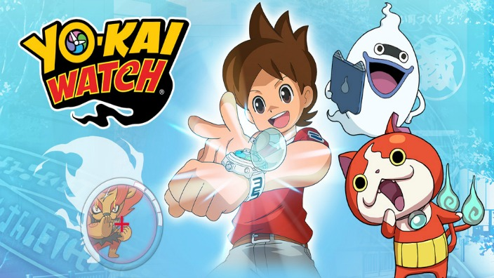 Yokai Watch, annunciato il quarto film