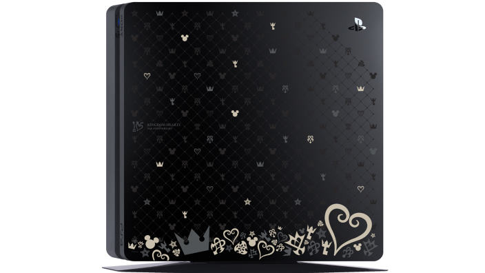 Una PlayStation 4 speciale per festeggiare Kingdom Hearts