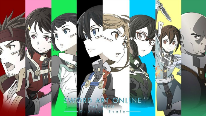 Sword Art Online The Movie Ordinal Scale, nuovo trailer