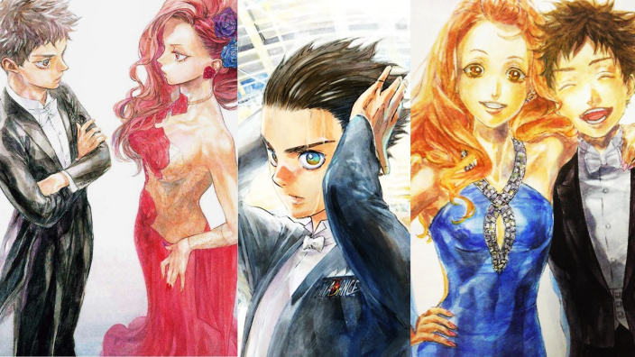 Welcome to the Ballroom: in anime, la sfida infiamma la pista da ballo