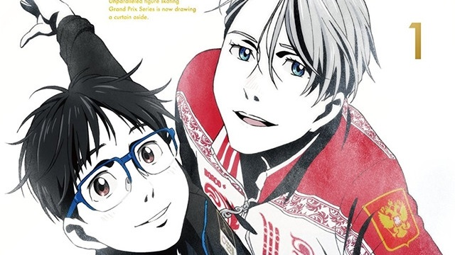 Yuri!!! on Ice: il primo volume del Blu-ray vende oltre 35mila copie!
