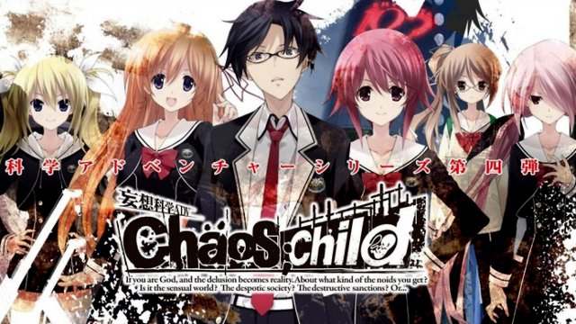 Chaos;Child - promo video alla soglia dell'esordio in TV