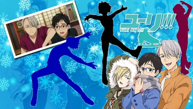 Yuri on Ice!!!: Recensione anime