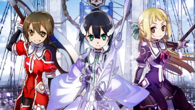 Yuuki Yuuna is a Hero: Trailer per i film su Washio e seconda serie a Ottobre