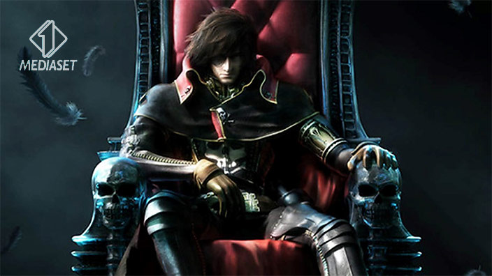 Capitan Harlock, questa sera in TV su Italia 1 il film in 3D di Shinji Aramaki