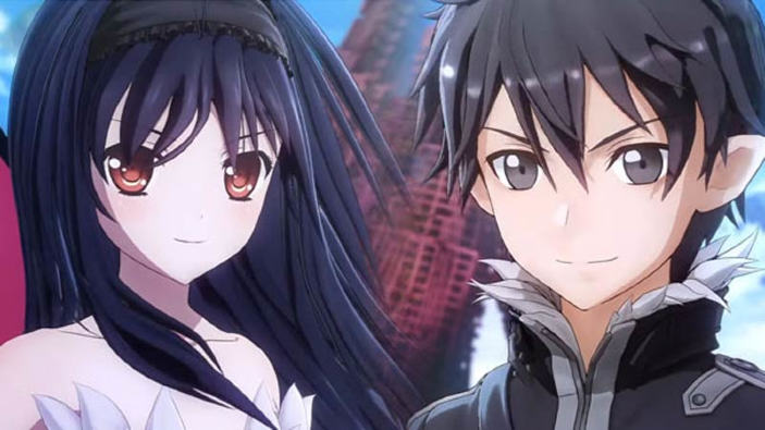 Accel World VS Sword Art Online annunciato per l'Europa