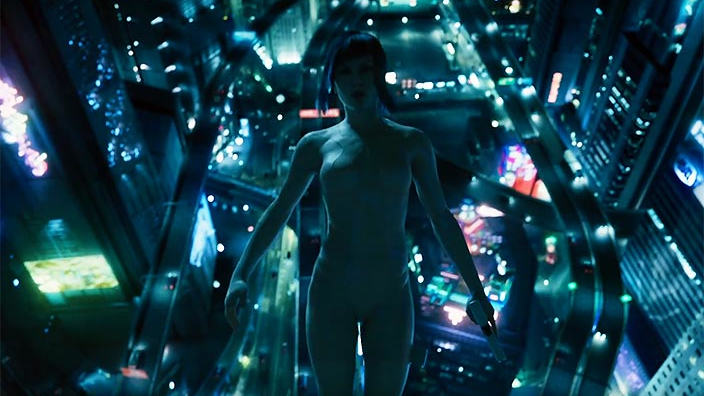 Ghost in the Shell live-action: lo spot italiano Big Game