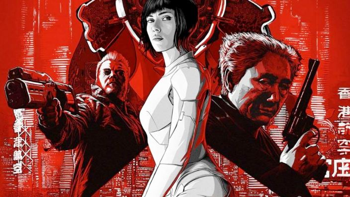 Ghost in the Shell: nuovo trailer italiano del live action