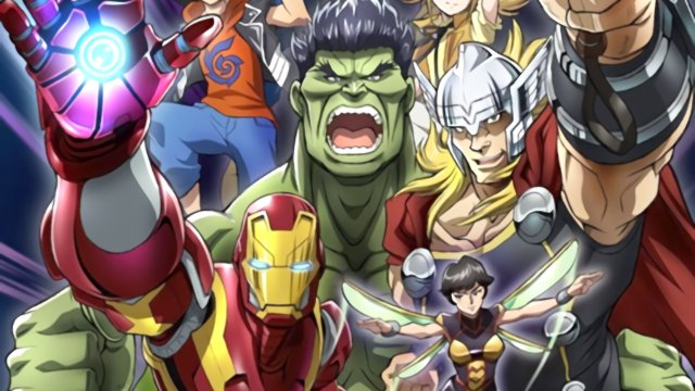 Marvel Future Avengers: arriva un nuovo anime sui Vendicatori