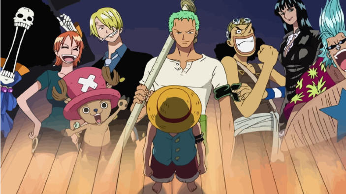 One Piece: la Key Visual del nuovo arco animato