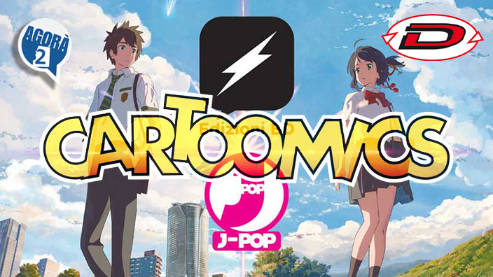 Your name., J-Pop e Dynit al Cartoomics 2017: Resoconto dell'evento
