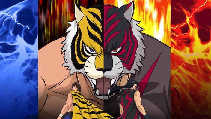 Tiger Mask W Recensione Dell Anime Animeclick