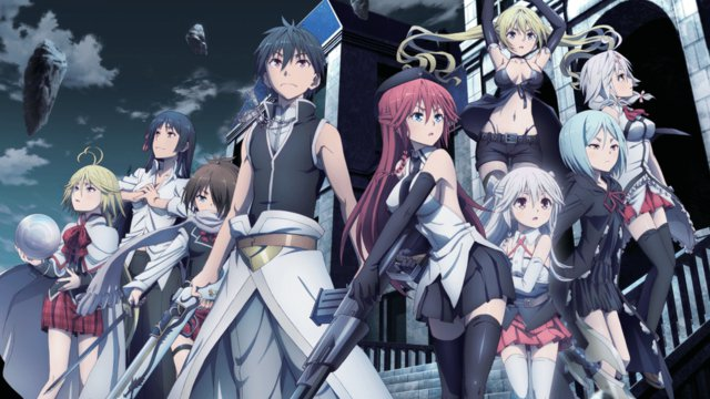 Berserk 2 e Trinity Seven il film, in streaming su Crunchyroll