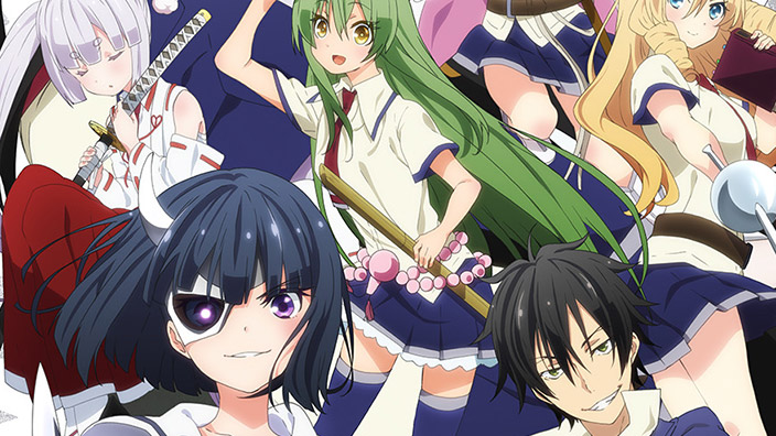 Armed Girl's Machiavellism, nuovo trailer, cast, staff e gallery dei personaggi