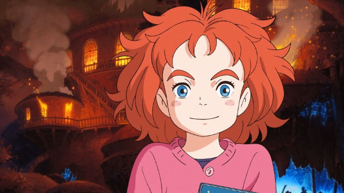 Mary and the Witch's Flower, pubblicato il nuovo trailer