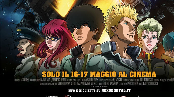 Mobile Suit Gundam Thunderbolt  December Sky: primo trailer italiano del film in uscita a maggio