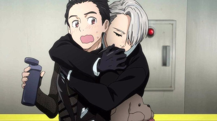 Yuri!!! on Ice domina la classifica degli anime più popolari su Tumblr