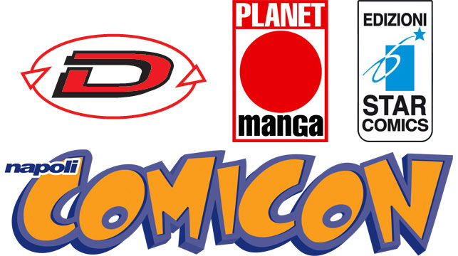 I nostri video delle conferenze Dynit, Star Comics e Planet Manga al Comicon