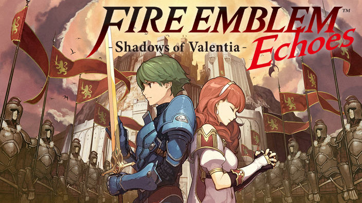 Fire Emblem Echoes: Shadows of Valentia per Nintendo 3DS - recensione