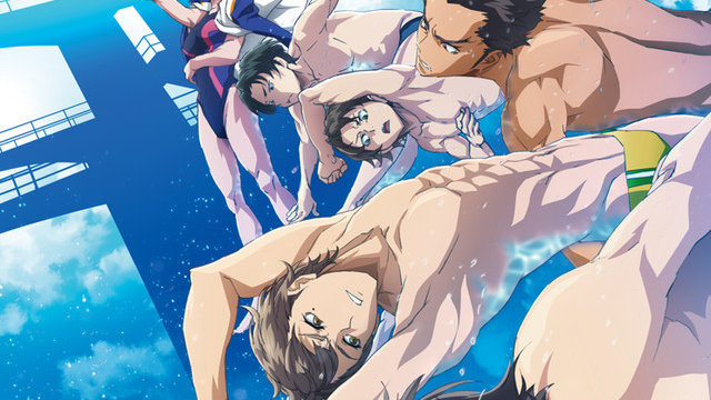 Dive!! Ecco i tuffatori di noitaminA in un trailer