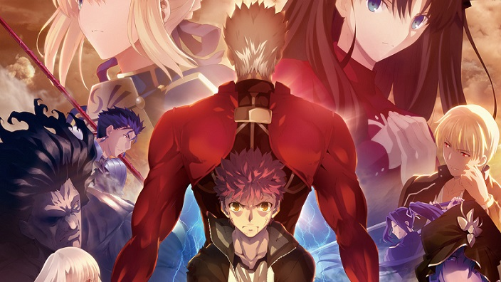 Dynit annuncia il doppiaggio di Fate/Stay Night: Unlimited Blade Works!