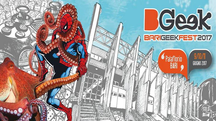 B-Geek 2017: Gallery con le foto dei cosplayer e dell'evento