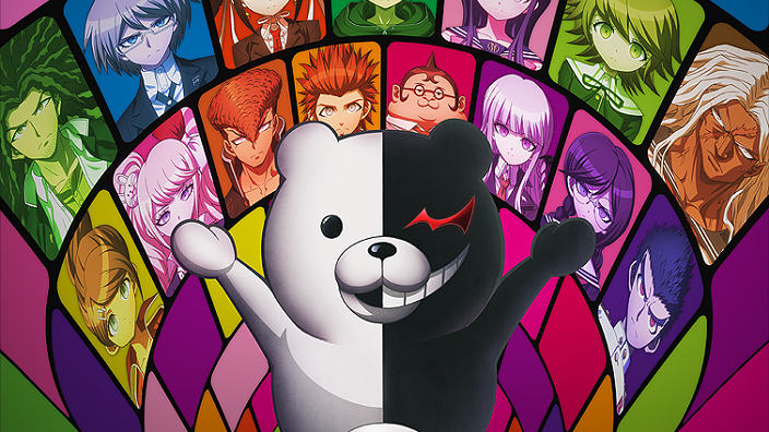 Danganronpa: The Animation approda in streaming su Yamato Animation